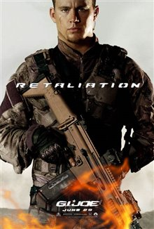 G.I. Joe: Retaliation Poster Large