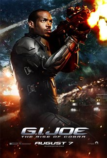 G.I. Joe: The Rise of Cobra Poster Large