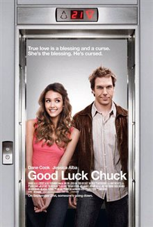 Good Luck Chuck Poster Large