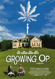 Growing Op Poster Large