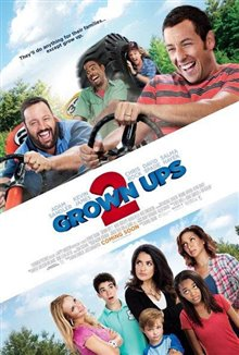 Grown Ups 2 Poster Large