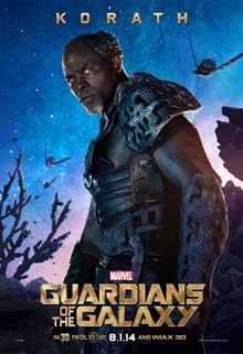 Guardians of the Galaxy Poster Large