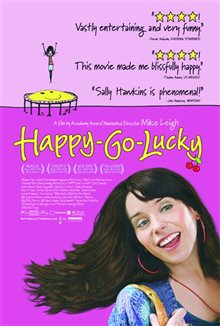 Happy-Go-Lucky Poster Large