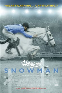 Harry and Snowman