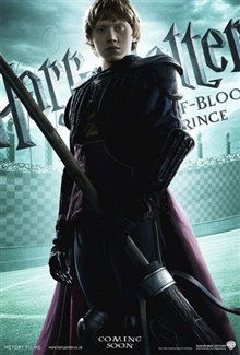 Harry Potter and the Half-Blood Prince Poster Large