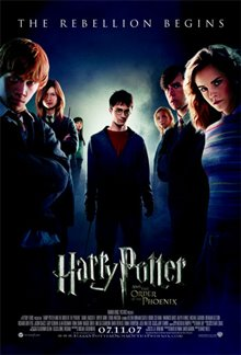 Harry Potter and the Order of the Phoenix Poster Large