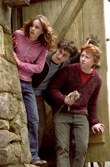 Harry Potter and the Prisoner of Azkaban Poster Large