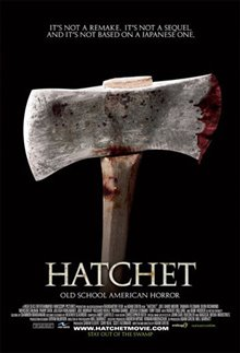 Hatchet Poster Large