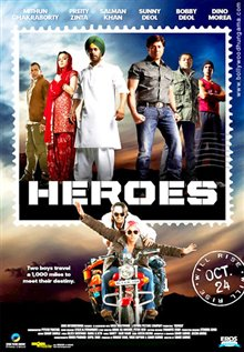 Heroes Poster Large