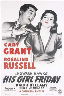 His Girl Friday Photo 1