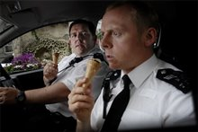 Hot Fuzz Poster Large