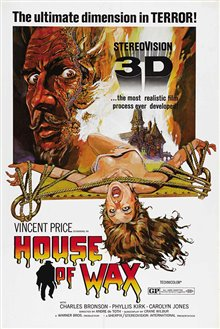 House of Wax Poster Large