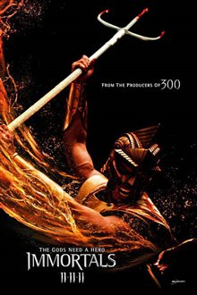 Immortals Photo 20