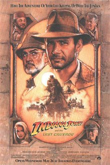 Indiana Jones and the Last Crusade Photo 1 - Large