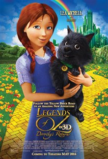 Legends of Oz: Dorothy's Return Photo 2