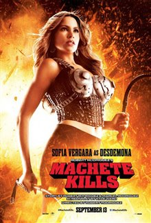 Machete Kills Poster Large