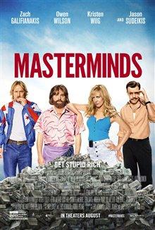 Masterminds Photo 13
