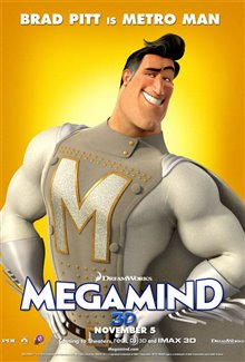 Megamind Photo 8