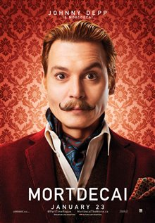 Mortdecai Photo 10
