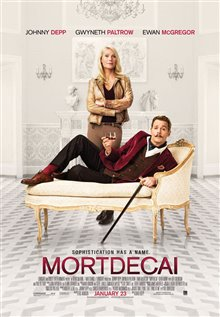 Mortdecai Photo 14