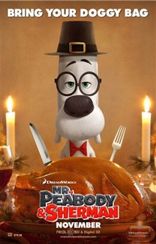 Mr. Peabody & Sherman Photo 13