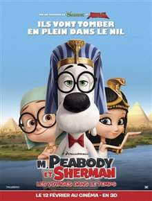 Mr. Peabody & Sherman Photo 15