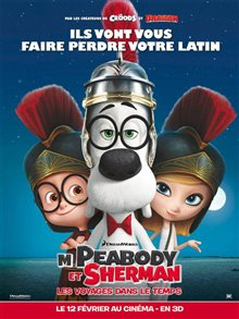 Mr. Peabody & Sherman Photo 17 - Large