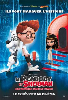 Mr. Peabody & Sherman Photo 19