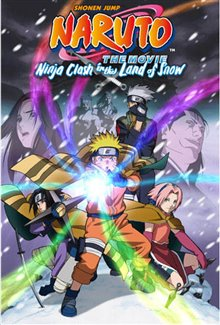 Naruto the Movie: Ninja Clash in the Land of Snow Photo 2