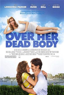 Over Her Dead Body Poster Large