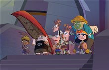 Phineas and Ferb the Movie: Candace Against the Universe (Disney+) Photo 1