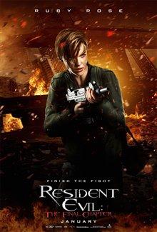 Resident Evil: L'ultime chapitre Photo 3
