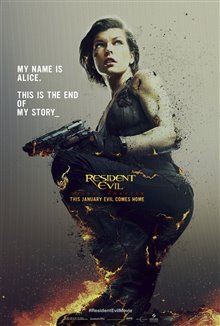 Resident Evil: The Final Chapter  photo 1 of 8