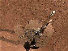 Roving Mars Photo 5