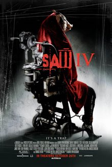 Saw IV Poster Large