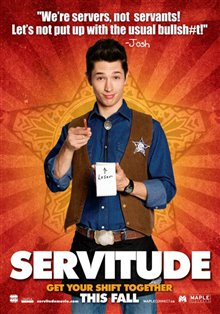 Servitude Poster Large
