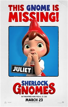 Sherlock Gnomes Photo 32