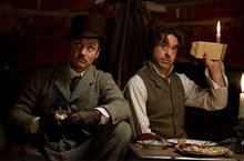 Sherlock Holmes: A Game of Shadows photo 2 of 60