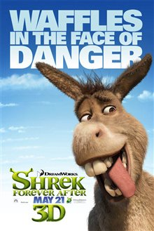 Shrek Forever After Poster Large