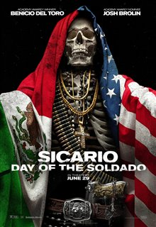 Sicario : Le jour du soldat Photo 15
