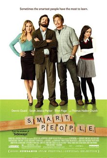 Smart People Poster Large