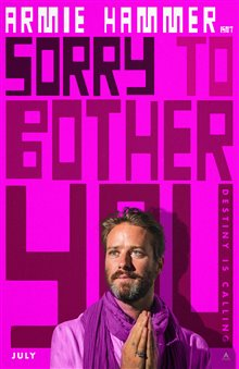 Sorry to Bother You (v.o.a.) Photo 15