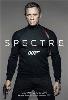 Spectre photo 41 of 45 Poster
