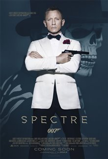 Spectre photo 42 of 45 Poster