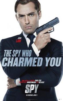 Spy Poster Large