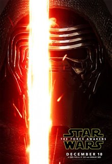 Star Wars: The Force Awakens Poster Large