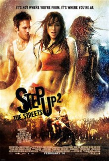 Step Up 2: The Streets Poster Large