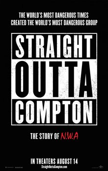 Straight Outta Compton photo 24 of 34 Poster