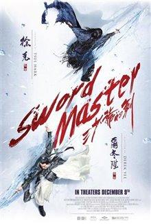 Sword Master Poster Large