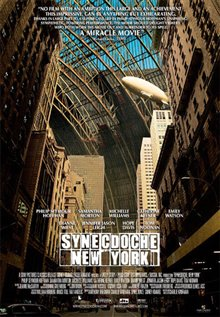 Synecdoche, New York Poster Large